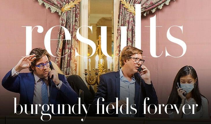 """""""Burgundy fields forever"""" nets chf 6.6 million"""