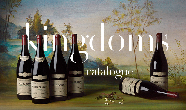 "Bagherawines ""Kingdoms"" December 6, 2020 — ENOTECA PINCHIORRI, WINES, CHARTREUSE LIQUEURS"