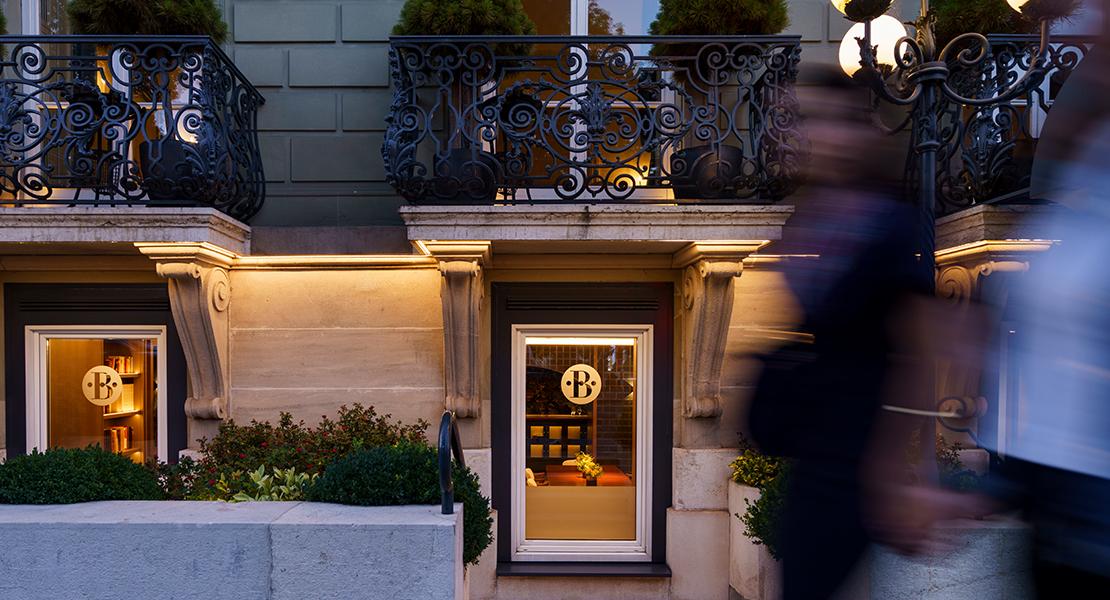 Baghera/wines fine wines Boutique Beau-Rivage Genève