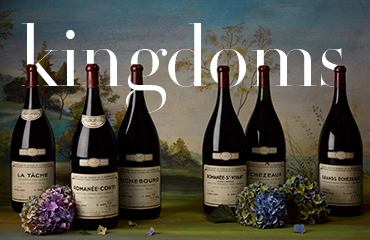 "Bagherawines ""Kingdoms"" Auction on December 6, 2020 — ENOTECA PINCHIORRI, WINES, CHARTREUSE LIQUEURS"