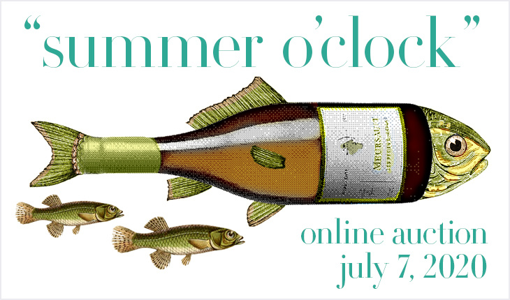 """Summer o'clock"" — online auction 