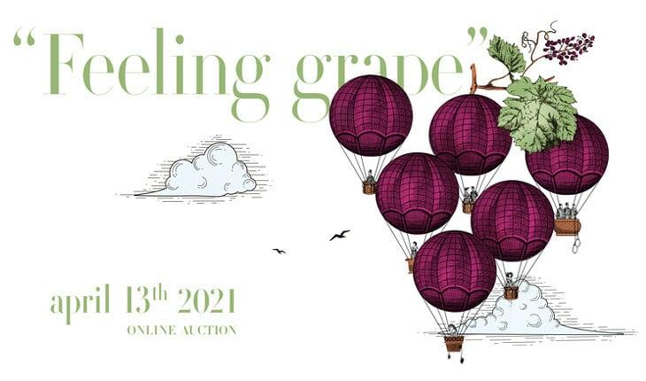 Baghera/wines Feeling grape wine o'clock