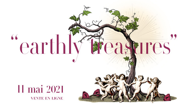 Earthly treasure Wine o'clock Baghera/wines